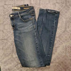 Zara Trafaluc Jeans Low Rise Skinny SZ 4
